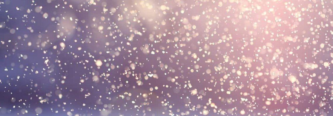 snowfall, winter, snow